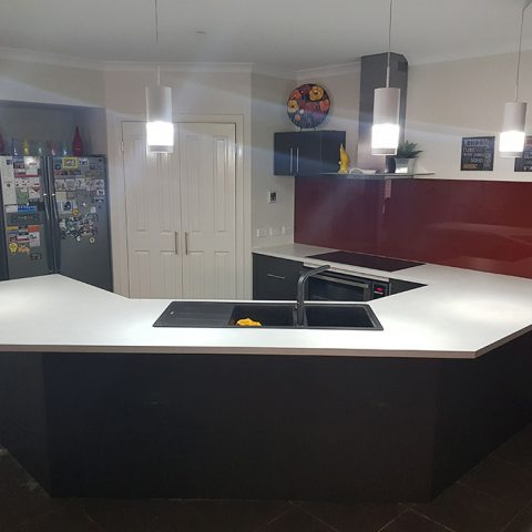 Polytec Kitchen renovation Cranbourne
