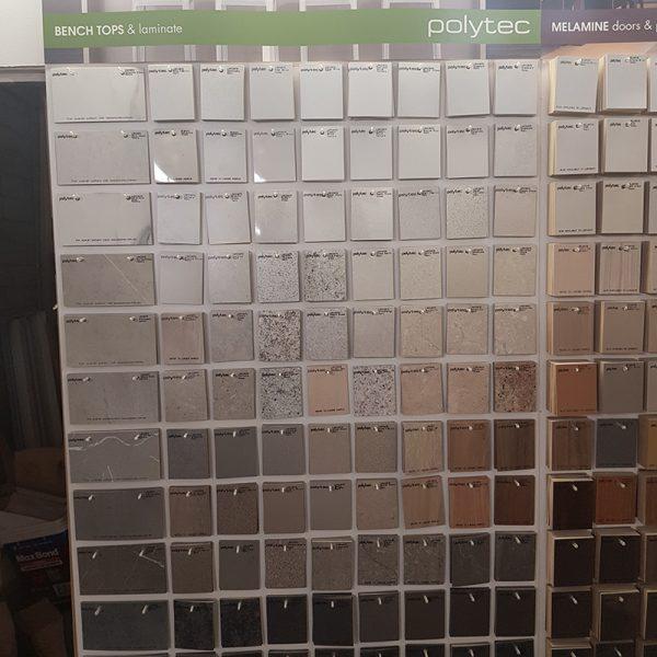 Polytec Benchtop samples